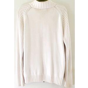 SPRINGFIELD Jackets & Coats - SPRINGFIELD🌟Men's Ribbed Full-Zip Sweater